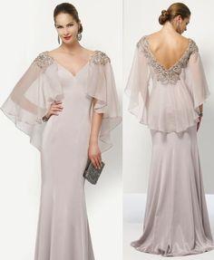 Vestido longo para mãe da noiva ou do noivo - O Blog para maiores de 50 ^.~ | De Frente Para O Mar