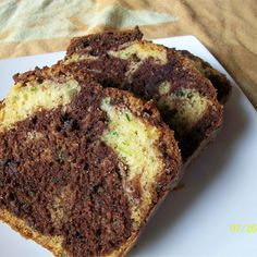 "Chocolate Wave Zucchini Bread I ""This was delicious - very moist. The best I've ever had."""