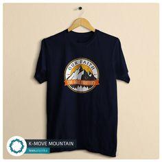 Desain kaos rohani berupa ilustrasi iman sebesar biji sesawi bisa memindahkan gunung. Info selengkapnya dan spek t-shirt bisa dilihat di situs Teesalonika.