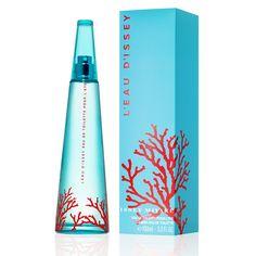 Beautiful L'eau D'issey Pour Homme #packaging love the contrasting colors PD