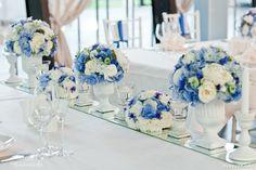 сервировка стола свадьба - Поиск в Google