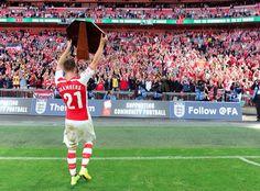 CalumChambers95's impressive start to life at @Arsenal