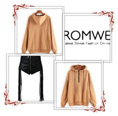 """""""Romwe"""" by malo-lama ❤ liked on Polyvore featuring Diesel"""
