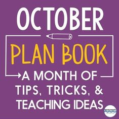 Lesson Ideas, Tips, Tricks, and Timely Links for the entir
