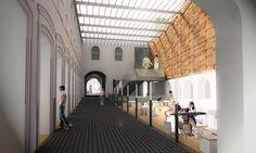 #Arquitectura MIX&MATCH Cómo mezclar materiales clásicos y contemporáneos  #interiorismo #tendencias