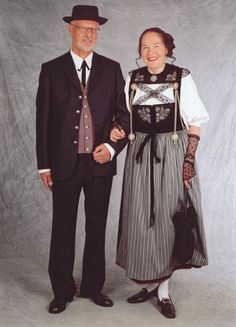 Traditional Costumes for Aargau