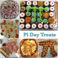 Pi Day Projects 2016