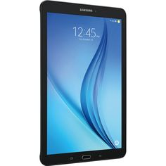 "NEW SAMSUNG GALAXY TAB E SM-T560 16GB WI-Fi 9.6"" TABLET BLACK https://qdiz.com/?p=2839"