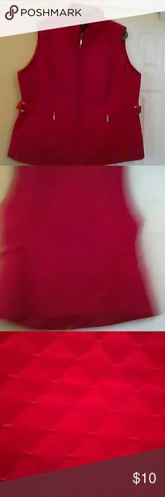 Vest Red vest Gallery Other