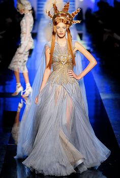 IGaultier Made Fashion A Religious Experience in His S/S 2007 Haute Couture Collection.