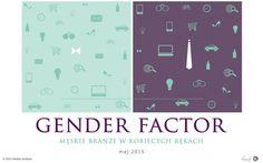 Już jest! Raport #genderfactor od Mobile Institute, Beauty Management oraz Glossy Media, przy współpracy wielu ekspertów, wśród których znalazł się również Robert Stalmach! Raport wzbogacają też nasze dane - zobaczcie! www.genderfactor.eu