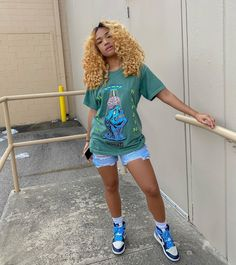 Lit Outfits, Cute Swag Outfits, Tomboy Outfits, Tomboy Fashion, Retro Outfits, Teen Fashion, Stylish Outfits, Fashion Outfits, Fashion Women