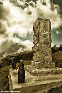 Monumento Diaz Monte Grappa by Matteo Martinazzo on 500px