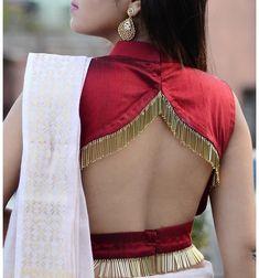 Indian Blouse Designs, Choli Designs, Blouse Back Neck Designs, New Saree Blouse Designs, Blouse Designs Catalogue, Simple Blouse Designs, Stylish Blouse Design, Bridal Blouse Designs, Sari Blouse
