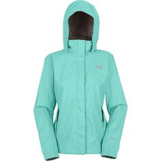 Super Cute Northface Resolve Jacket in Bonnie Blue... but it's $89.95 because it's this season's color