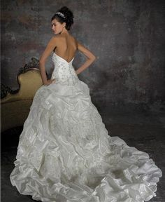 best wedding dress ive seen on pinterest thus far