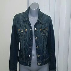 Jacket Jacket True Religion Jackets & Coats Jean Jackets