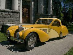 1936-38 Bugatti Type 57SC Atalante