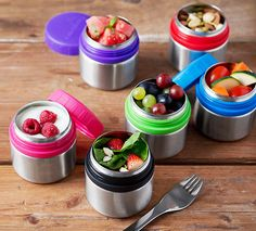 7 of the best snack containers for kids when you're on the go