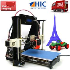 Large prusa i3. Shipping from USA.