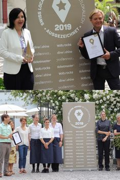 Die Gewinner: In der Kategorie «Tagungslocations» vom Swiss Location Award 2019 hat das Hotel Schloss Gerzensee den 1. Platz erreicht, das Schloss Wartegg in Rorschach hat den Publikumspreis gewonnen. Workshop, Das Hotel, Location, Awards, Atelier