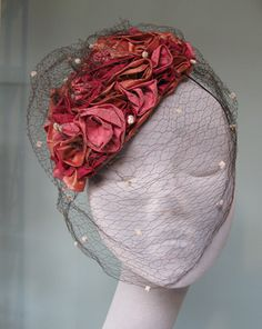Absolutely lovely Jane Taylor hat. Enough said.