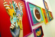 México 03 Feb. 2016.- Esta noche fue inaugurada la feria de arte Zona Maco México Contemporáneo 2016 en la que diversos artistas exponen sus obras.  @Candidman   #Fotos Arte Candidman Ciudad de México Foto del día Mexico Zona Maco @candidman