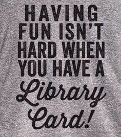 libraries, it's what's for book lovers