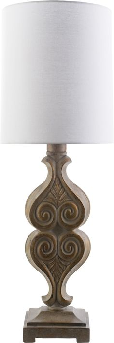 Surya Keanu Outdoor Table Lamp