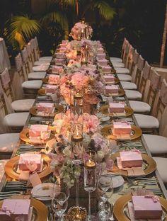 Wedding reception centerpiece idea; Featured Photographer: Studio 22 Photography
