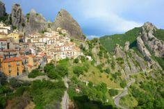 Castelmezzano - Basilicata, Italy