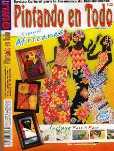 AFRICANAS - PINTURA - Marleni - Picasa Web Albums