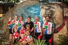 By Quintin van Jaarsveld Scores of cyclists and athletes joined the Stander family at the Burry Stander Bike Park in Umtentweni on Saturday night to pay homage to the South African mountain biking … Bike Parking, The Rock, Mountain Biking, Mount Rushmore, Photo Galleries, Elephant, African, Memories, Gallery