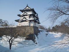 castle 弘前城