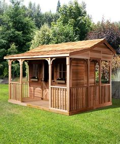 Cedarshed Cookhouse Kit