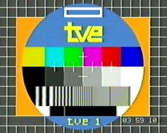 Qué rabia me daba encender la tele y que todavía estuviese la carta-de-ajuste Radios, Vintage Toys, Retro Vintage, Nostalgia, Different Art Styles, Thing 1, My Generation, Test Card, Never Grow Up