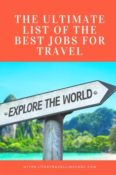 Tired of reading about the same old boring or unobtainable travel jobs? Try these exiting careers. Travel Articles, Travel Advice, Travel Guides, Travel Jobs, Travel Hacks, Good Job, Solo Travel, Travel Around The World, Trip Planning