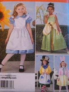 Alice in Wonderland Mad Hatter White Rabbit and by ChloizzysCloset, $85.00