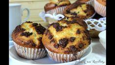 Cómo hacer magdalenas de leche condensada y chocolate| MUY RICAS Y ESPON...