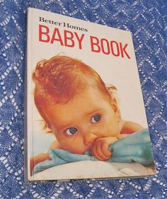 Better Homes Baby Book