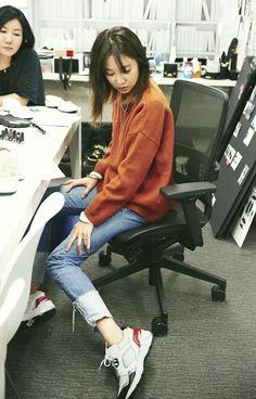 Gong Hyo Jin, Kbs Drama, Kim Woo Bin, Hijab Fashion, Fasion, Korean Actresses, Casual Outfits, Casual Clothes, Japanese Fashion