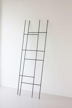 LADDER /coat rack : YENWEN TSENG