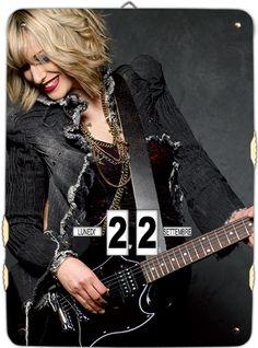donna chitarra