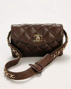 Cute Chanel fanny pack <3
