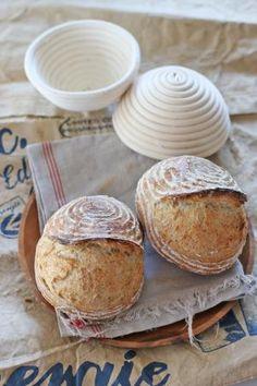vivianに学ぶ季節のパンとお菓子「丸型カンパーニュ(小)」 | お菓子・パンのレシピや作り方【corecle*コレクル】