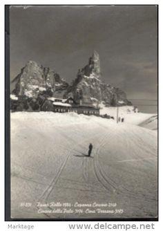 Passo Rolle 1958'-capanna Cervino - Delcampe.it