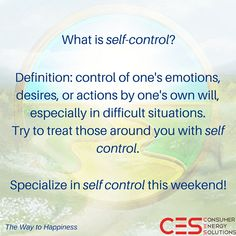 Practice this in a difficult situation you come across this #weekend.  #CES #TWTH #TheWayToHappiness