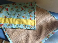 DIY Fast, Easy, & Inexpensive Baby Changing Pad