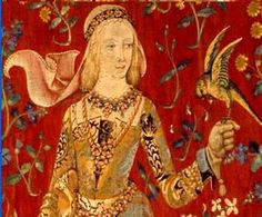 Blanche of Lancaster, first and beloved wife of John of Gaunt, son of Edward III. From John and Blanche sprang the Lancastrian branch of the Plantagenets through their son, Henry Bolingbroke (later Henry IV).