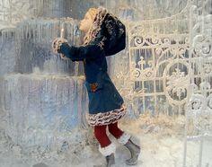 Fortnum & Mason Christmas window display by Kotomicreations, via Flickr